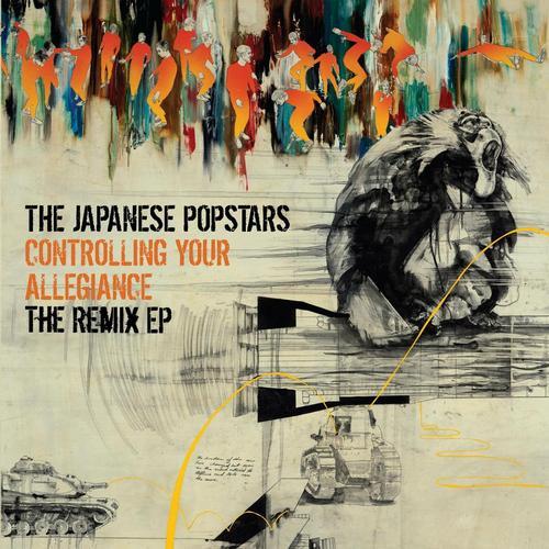 Album Art - Controlling Your Allegiance - The Remix EP