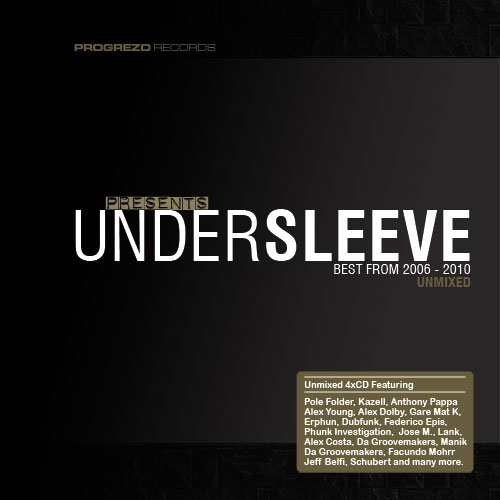 Album Art - Undersleeve 2006 - 2010 / Unmixed