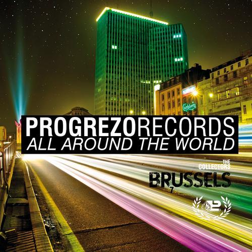 Album Art - Progrezo Records All Around The World - Brussels
