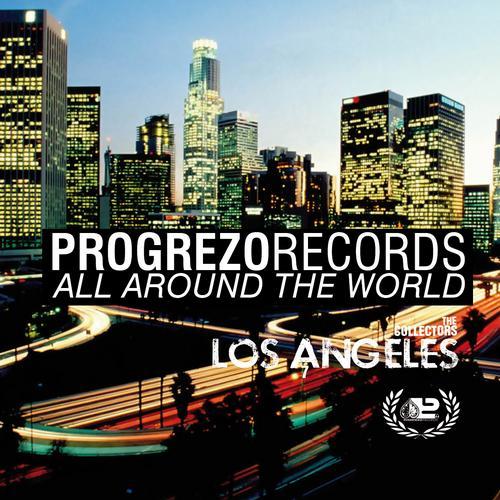 Album Art - Progrezo Records All Around The World - Los Angeles