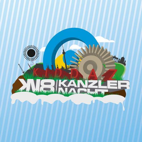 Album Art - Kiddaz Meets Kanzlernacht 01