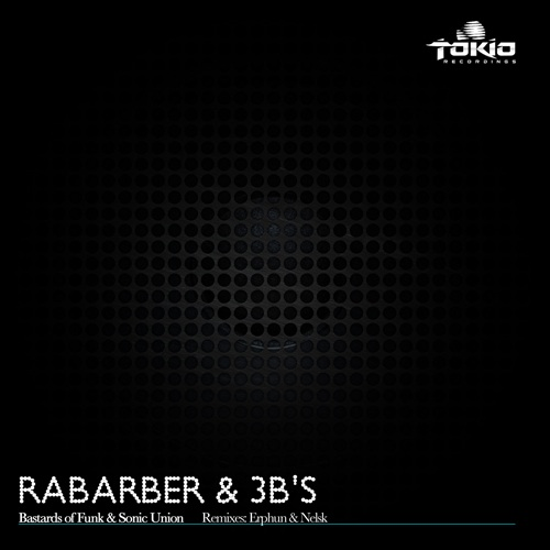 Album Art - Rabarber3B's