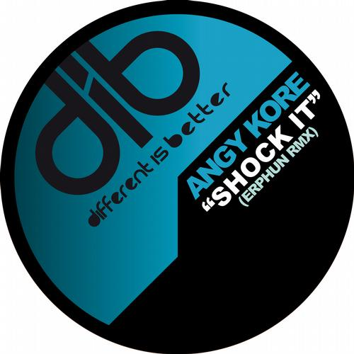 Album Art - Shock It (Erphun Remix)