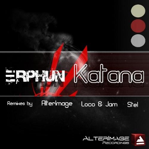 Album Art - Katana
