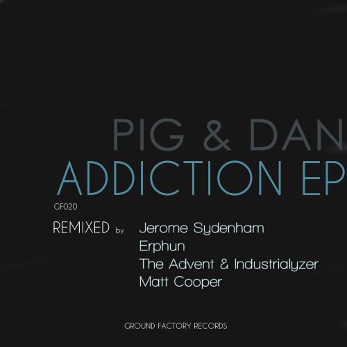 Album Art - Addiction Remixed EP