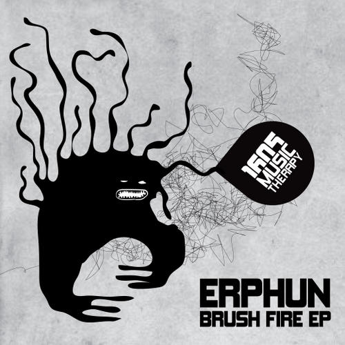 Brush Fire EP Album Art