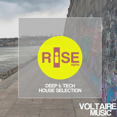 Album Art - Rise - Alpha