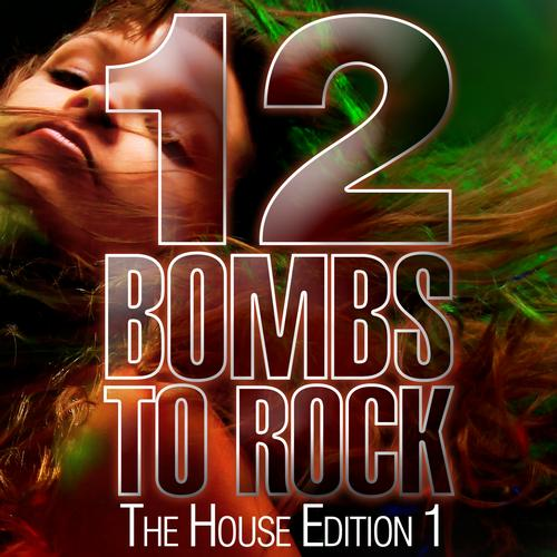 Album Art - 12 Bombs To Rock - The House Edition 1