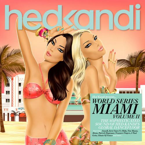 Album Art - Hed Kandi World Series Miami Vol. 2