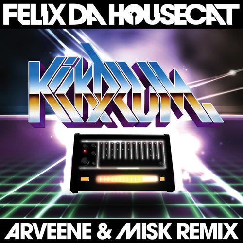 Album Art - Kickdrum (Arveene & Misk Remix)