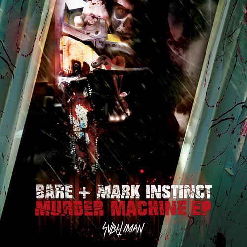 Album Art - Murder Machine EP