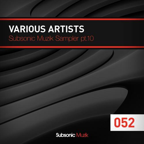 Album Art - Subsonic Muzik Sampler 10