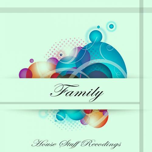 Album Art - Family, Vol. 1