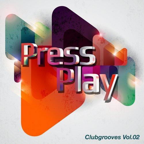 Album Art - Clubgrooves Vol.02
