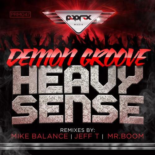 Album Art - Heavy Sense EP