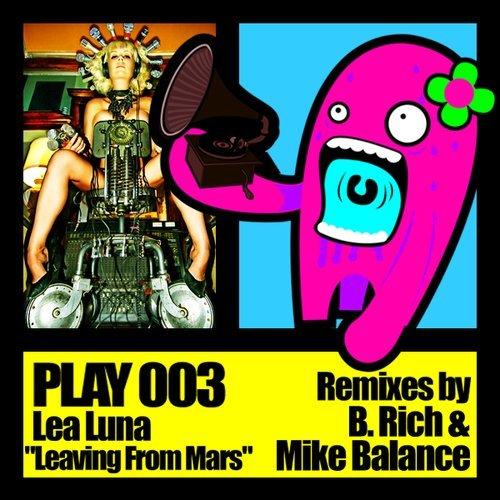 Album Art - Leaving For Mars Remixes Part 1