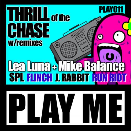 Album Art - Thrill Of The Chase EP