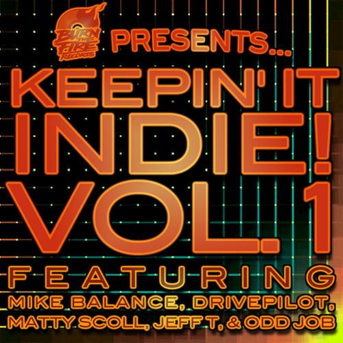 Album Art - Keepin' It Indie! Vol. 1