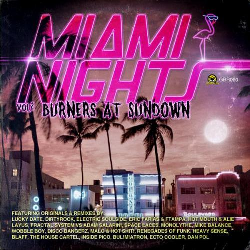 Album Art - Miami Nights Vol 2 - Burners At Sundown