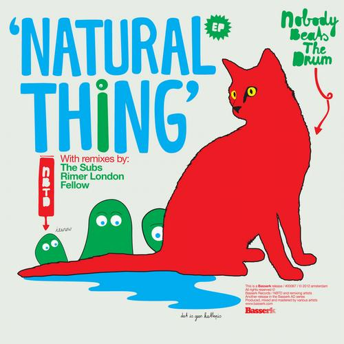 Album Art - Natural Thing