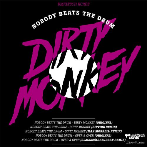 Album Art - Dirty Monkey EP