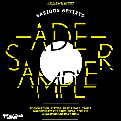 Album Art - Amsterdam Dance Event Sampler