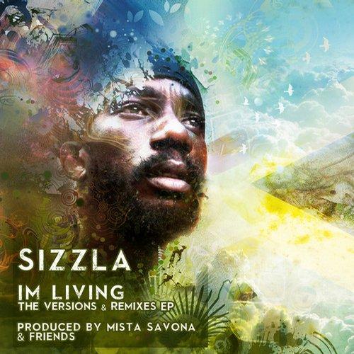 Album Art - I'm Living (The Versions & Remixes)