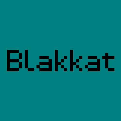 Album Art - Blakkat