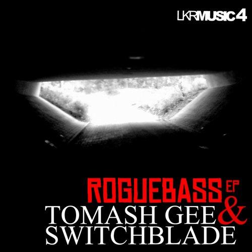 Roguebass Ep Album Art