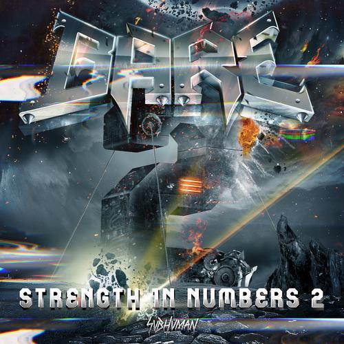 Album Art - Strength In Numbers 2