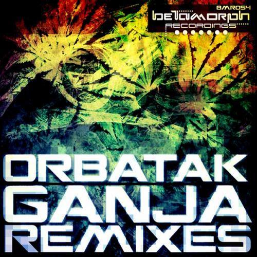 Album Art - Ganja Remixes