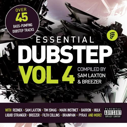 Album Art - Essential Dubstep Vol. 4 (Best Of Underground Dubstep 2012 - 2013)