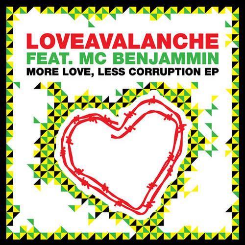 Album Art - More Love, Less Corruption EP