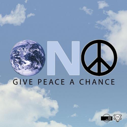 Album Art - Give Peace A Chance