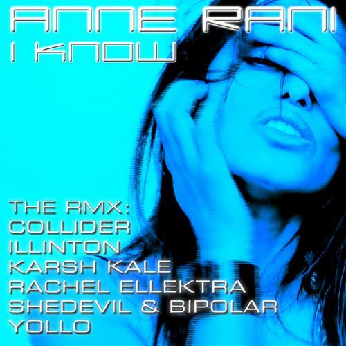 Album Art - I Know (Remixes Part 2)