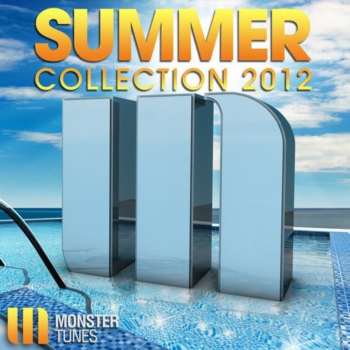 Album Art - Monster Tunes Summer Collection 2012