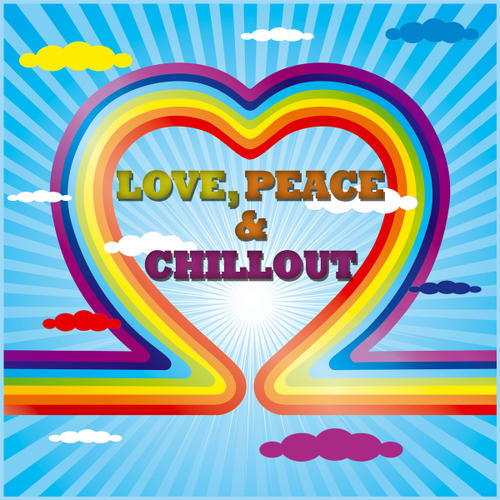 Album Art - Love, Peace And Chillout