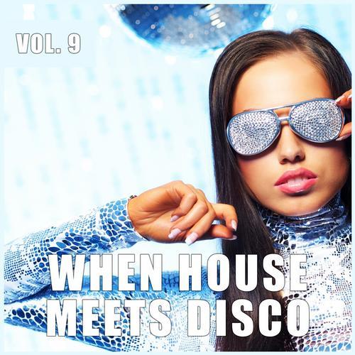 Album Art - When House Meets Disco, Vol. 9