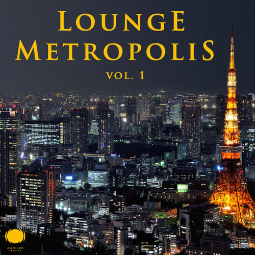 Album Art - Lounge Metropolis Volume 1