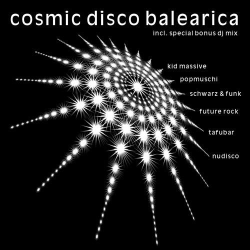 Album Art - Cosmic Disco Balearica