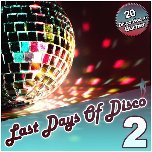 Album Art - Last Days Of Disco Volume 2