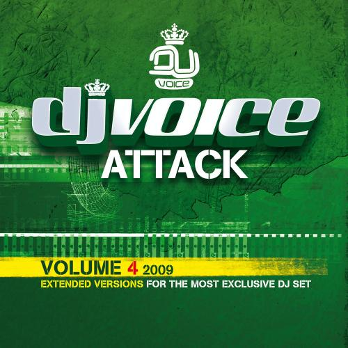 Album Art - DJ Voice Attack Volume 4 - 2009