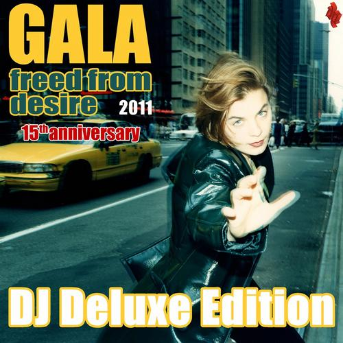 Album Art - Freed From Desire 2011 (15th Anniversary) DJ Deluxe Edition