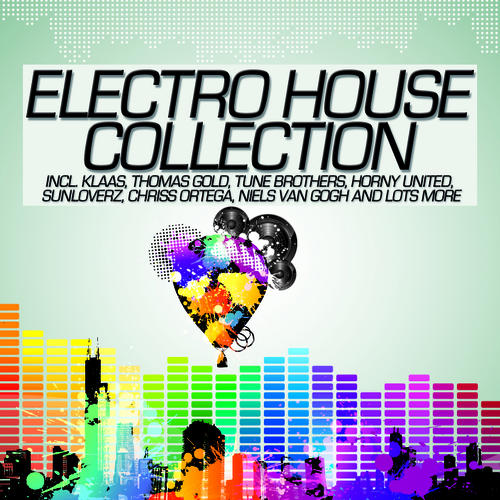Album Art - Electro House Collection Volume 1