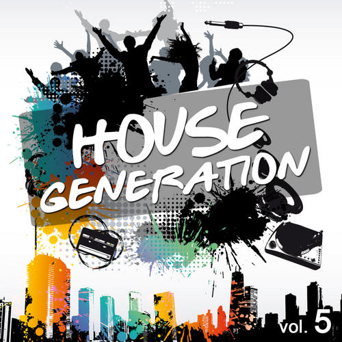 Album Art - House Generation Volume 5
