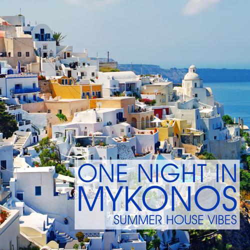 Album Art - One Night In Mykonos - Summer House Vibes