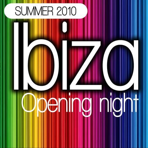 Album Art - Ibiza Summer Opening 2010