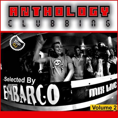 Album Art - Anthology Clubbing 2010, Volume 2