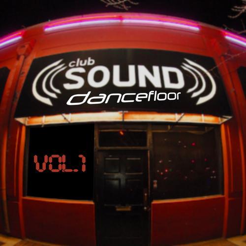 Album Art - Club Sound Dancefloor, Volume 1