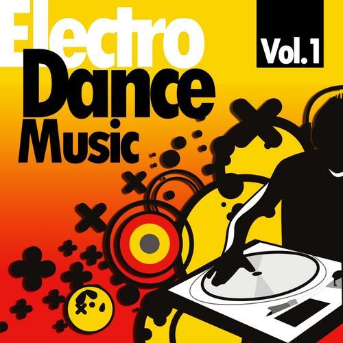 Album Art - Electro Dance Music Vol. 1